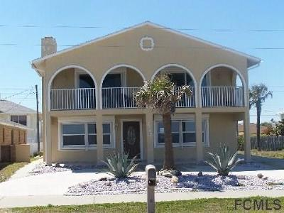 Flagler Beach Multi Family Home For Sale: 2140 S Ocean Shore Blvd S