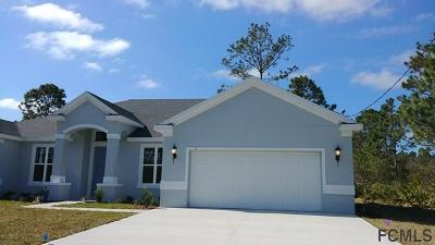 Palm Coast Single Family Home For Sale: 11 Serene Place
