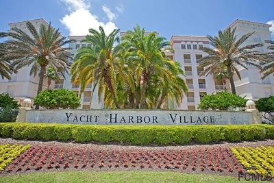 Palm Coast Condo/Townhouse For Sale: 102 Yacht Harbor Dr #567