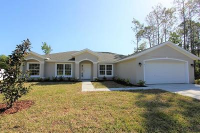 Palm Coast Single Family Home For Sale: 9 Kalanchoe Court