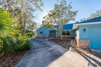 Flagler Beach Single Family Home For Sale: 405 Lambert Ave