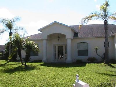 Palm Coast Single Family Home For Sale: 15 Colonia Ct