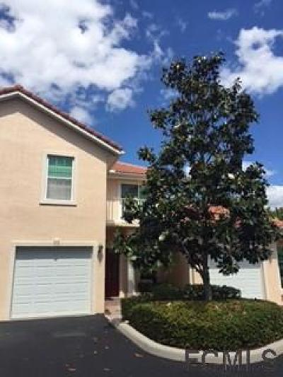Palm Coast Condo/Townhouse For Sale: 50 Palm Harbor Pkwy #43