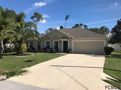 Palm Coast Single Family Home For Sale: 8 Botany Lane
