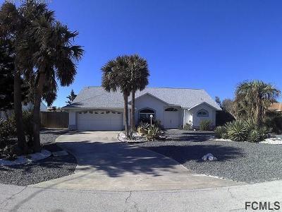Flagler Beach Single Family Home For Sale: 2211 Central Ave N
