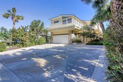 Ormond Beach Single Family Home For Sale: 333 Ocean Shore Blvd