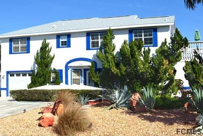 Flagler Beach Multi Family Home For Sale: 2347 Central Ave S