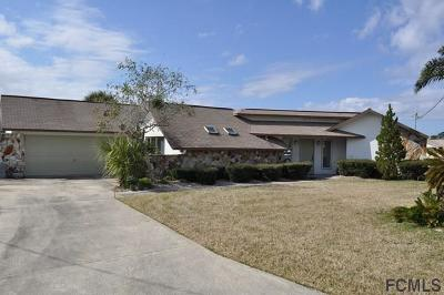 Flagler County Single Family Home For Sale: 9 Crow Court
