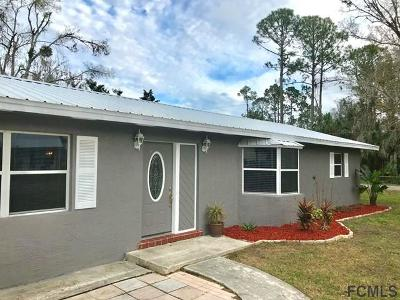 Bunnell Single Family Home For Sale: 500 Atlas St.