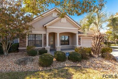 Palm Coast Single Family Home For Sale: 54 Jasmine Dr