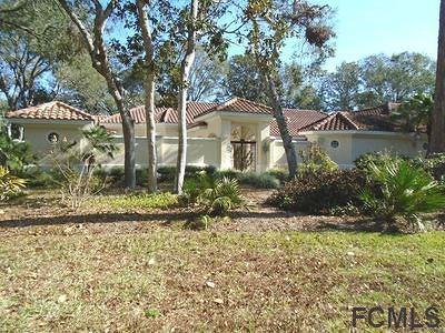 Palm Coast Single Family Home For Sale: 25 Via Roma