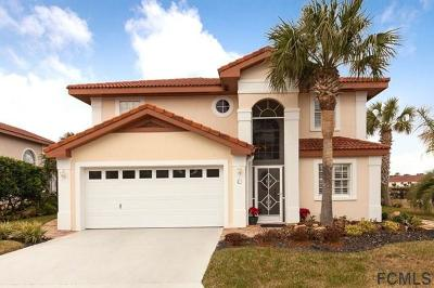 Lakeside At Matanzas Shores Single Family Home For Sale: 11 San Miguel Court