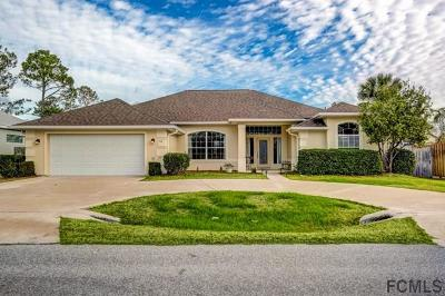 Palm Coast Single Family Home For Sale: 94 Bayside Dr