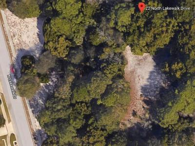 Palm Coast Plantation Residential Lots & Land For Sale: 22 Lakewalk Dr N