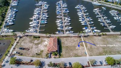 Harbor Village Marina/Yacht Harbor Residential Lots & Land For Sale: 130 Harbor Village Pt S