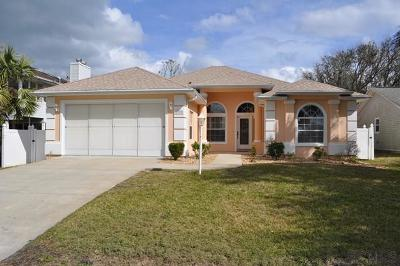 Flagler Beach Single Family Home For Sale: 2321 S Flagler Ave
