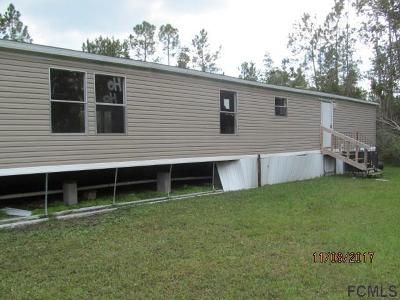 Bunnell Single Family Home For Sale: 5235 Mahogany Blvd