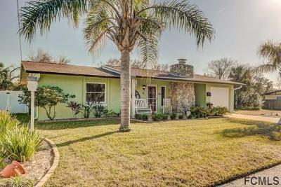 Flagler Beach Single Family Home For Sale: 4 Coventry Lane