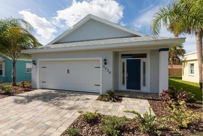 Flagler Beach Single Family Home For Sale: 2036 S Daytona Ave