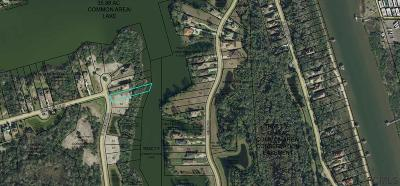 Palm Coast Plantation Residential Lots & Land For Sale: 144 Lakewalk Dr N