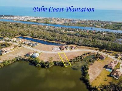 Palm Coast Plantation Residential Lots & Land For Sale: 86 Heron Dr