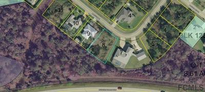 Matanzas Woods Residential Lots & Land For Sale: 14 Longview Ln
