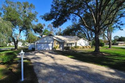 Palm Coast Single Family Home For Sale: 89 Westfield Ln