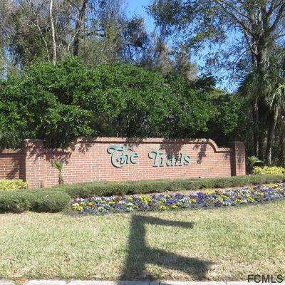 Ormond Beach Condo/Townhouse For Sale: 54 Soco Trail #54