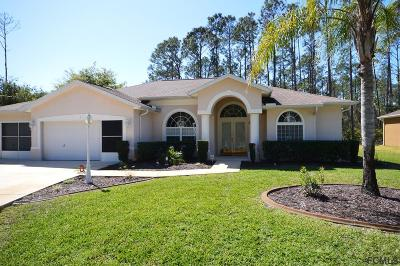Matanzas Woods Single Family Home For Sale: 1 Lake Charles Pl