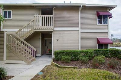 Ormond Beach Condo/Townhouse For Sale: 18 Magnolia Dr S #18