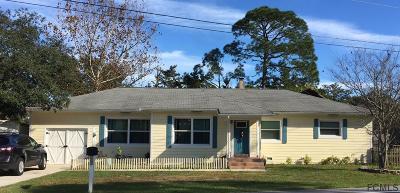Flagler Beach Single Family Home For Sale: 615 John Anderson Hwy