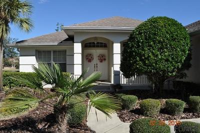 Wild Oaks at Grand Haven, Grand Haven Single Family Home For Sale: 21 Sailfish Drive