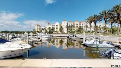 Yacht Harbor at Hammock Beach, Harbor Village Marina/Yacht Harbor Condo/Townhouse For Sale: 102 Yacht Harbor Dr #269