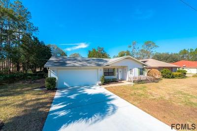 Indian Trails Single Family Home For Sale: 31 Brunett Lane
