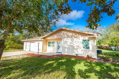Palm Coast Single Family Home For Sale: 104 Forrester Pl