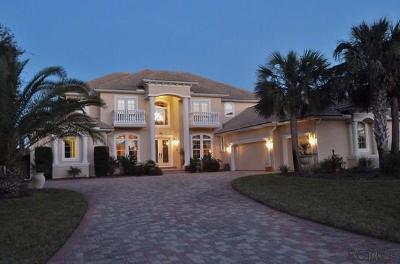 Palm Coast FL Single Family Home For Sale: $2,500,000