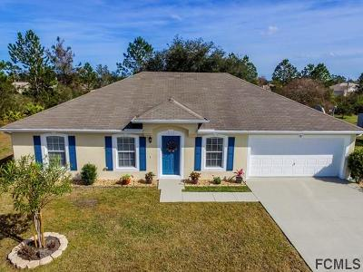 Matanzas Woods Single Family Home For Sale: 12 Lancaster Ln