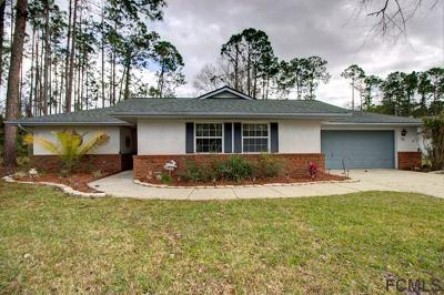 Indian Trails Single Family Home For Sale: 34 Beauford Ln