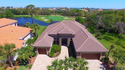 Palm Coast FL Single Family Home For Sale: $1,095,000