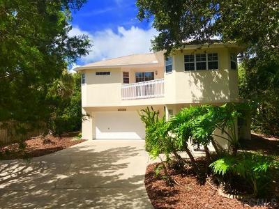 Flagler Beach Single Family Home For Sale: 2416 S Daytona Ave