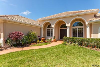 Palm Coast Single Family Home For Sale: 57 Ocean Oaks Ln