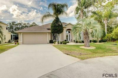 Matanzas Woods Single Family Home For Sale: 19 Lake Success Pl