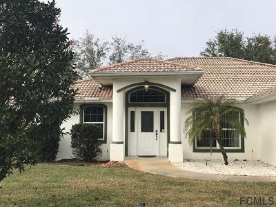 Palm Harbor Single Family Home For Sale: 17 Fitzgerald Lane