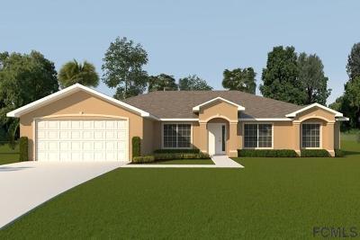 Palm Harbor Single Family Home For Sale: 52 Fanshawe Lane