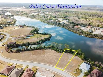 Palm Coast Plantation Residential Lots & Land For Sale: 82 Heron Dr