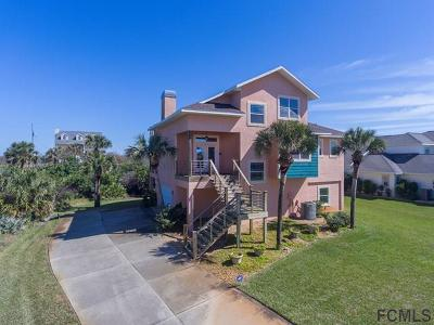 Flagler Beach FL Single Family Home For Sale: $599,900