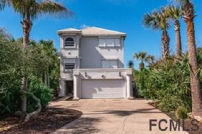 Flagler Beach FL Single Family Home For Sale: $750,000