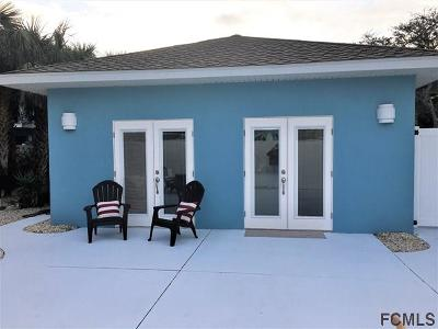Flagler Beach FL Single Family Home For Sale: $285,000