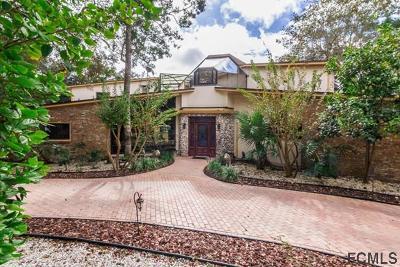Ormond Beach Single Family Home For Sale: 74 S St Andrew Street