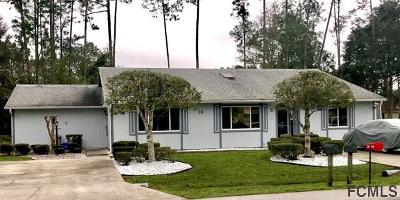 Palm Coast Multi Family Home For Sale: 14 Wellhaven Lane